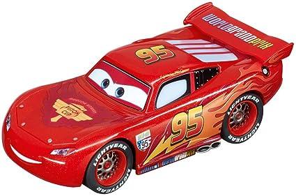 Carrera 20061193 - Carrera GO! - Coche Rayo MacQueen de Cars 2 de ...
