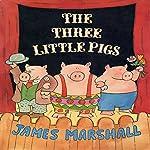 The Three Little Pigs   James Marshall