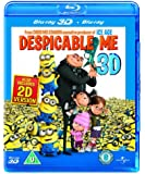 Despicable Me 3D [Blu-ray 3D - Blu-ray]