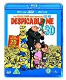 Despicable Me (Blu-ray 3D / Blu-ray) [Region Free]