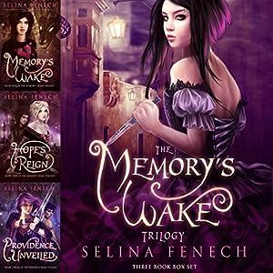Memory's Wake Omnibus: The Complete YA Fantasy Series Audiobook