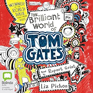 The Brilliant World of Tom Gates Audiobook