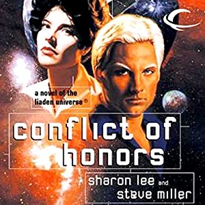 Conflict of Honors Audiobook