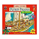 Horrible Histories Putrid Pirates Jigsaw Puzzle