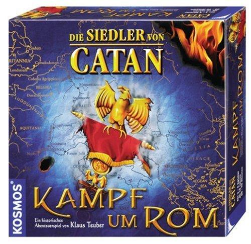 Kosmos – Die Siedler von Catan – Kampf um Rom