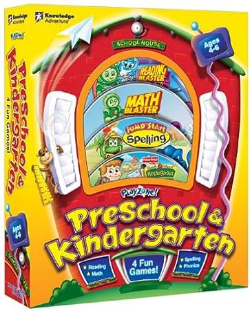 PlayZone! Preschool & Kindergarten