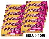 御菓子御殿 元祖紅いもタルト(6個入)×10箱