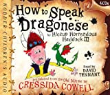 How to Speak Dragonese (Hiccup)