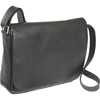 Black Leather Over The Shoulder Bags 46