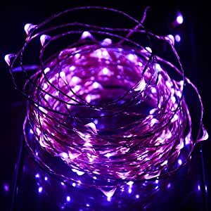 Amazon HAHOME Waterproof Led String Lights 33Ft 100