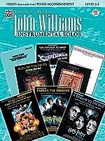 John Williams, Very best of (Violin/CD) --- Violon/Piano - Williams, John --- Alfred Publishing