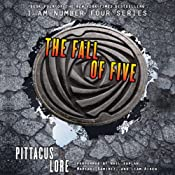 The Fall of Five: Lorien Legacies, Book 4 | Pittacus Lore