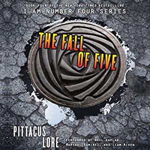 The Fall of Five: Lorien Legacies, Book 4 | [Pittacus Lore]