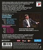 Image de Jonas Kaufmann : Cavallera Rusticana + Pagliacci [Blu-ray]