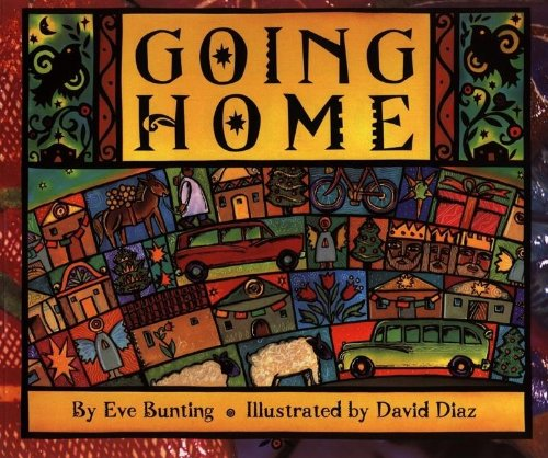 Going Home (Trophy Picture Books) front-843937