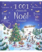 1001 CHOSES DE NOEL A TROUVER