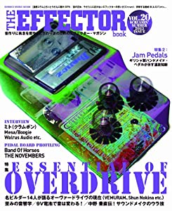 The EFFECTOR BOOK Vol.20 (���󥳡����ߥ塼���å�MOOK)