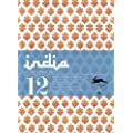 INDIA: gift and creative paper book Vol.15 (Gift Wrapping Paper Book)