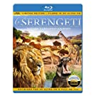 SERENGETI - Nature's Greatest Journey (Limited Edition - Filmed in 4K ULTRA HD) [Blu-ray]