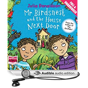 Mr Birdsnest and the House Next Door (Unabridged)