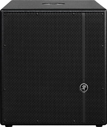 "Mackie Hd1501 1200-Watt 15"" Powered Subwoofer"