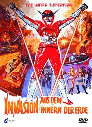 Invasion aus dem Innern der Erde [Limited Edition]