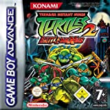 Teenage Mutant Ninja Turtles 2 (GBA)