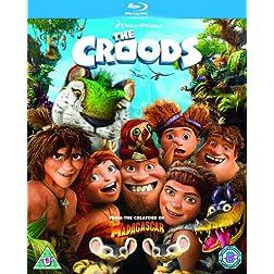 Croods [Blu-ray]