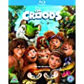 The Croods (Blu-ray + UV Copy) [2013]