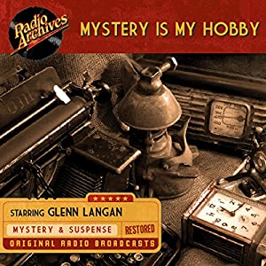 Mystery Is My Hobby Radio/TV Program