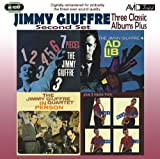 Three Classic Albums Plus (7 Pieces / Ad Lib / In Person) Jimmy Giuffre
