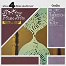 All-Time Piano Hits / Melody and Percussion for Two Pianos
