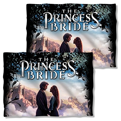 Front & Back Pillow Case: Storybook Love The Princess Bride PB126FBPLO