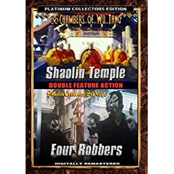 Shaolin Temple/Four Robbers