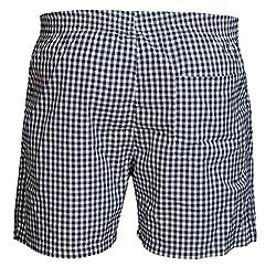 Careus Men's Cotton Boxers (Pack of 1)(1013_Multi-coloured_Medium)
