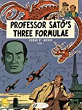 img - for Professor Sato's Three Formulae - Part 1 (Blake & Mortimer) book / textbook / text book