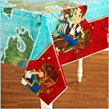 Hallmark - Disney Jake and the Never Land Pirates Plastic Tablecover