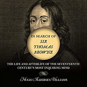 In Search of Sir Thomas Browne Audiobook