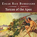 Tarzan of the Apes Audiobook by Edgar Rice Burroughs Narrated by Shelly Frasier