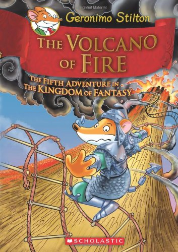 The Volcano of Fire: 5 (Geronimo Stilton   5) Image