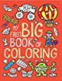 My First Big Book of Coloring