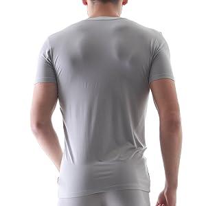 David Archy Men's 3 Pack Micro Modal Underwear Soft Comfy V