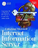 img - for Unlocking Internet Information Server book / textbook / text book