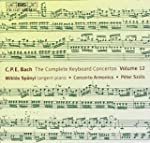 C.P.E. Bach: The Complete Keyboard Co...