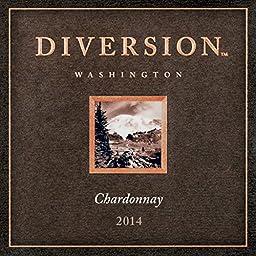 Diversion Washington Chardonnay, 750 mL Wine