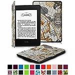 Fintie Funda para Kindle Paperwhite -...