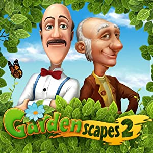 Gardenscapes 2 [Download] from DVG PlayFirst
