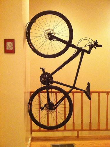Amazon Com Delta Leonardo Single Bicycle Rack With Da