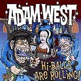 echange, troc Adam West - Hi-Balls Are Rolling