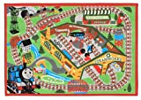 Thomas & Friends Train and Railroad Play Rug
